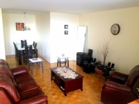 FURNISHED 4 1/2 DISCOUNT OF $300 MARKET PRICE, 2 BATHROOMS, 5 MIN FROM MCGILL U