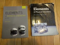 CHEE 310 – Elements of Physical Chemistry 5th & 6th ed. Solution manual