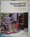 Mathematics for Management