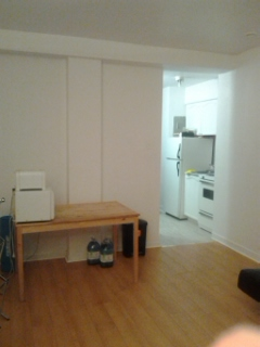 great studio apt summer sublet with option to renew lease