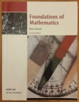 CMSC-000: Foundations of Mathematics