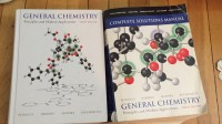 CHEM 110/120 Textbook (Hardcover) + Solutions Manual
