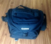 Canon shoulder bag, DSLR case