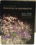 Lehinger Principles of Biochemistry, 5th Edition