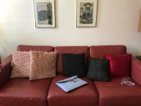 Cushions, Pictures