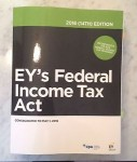 CCTX 511 – Federal Income Tax Act