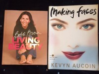 Living Beauty by Bobbi Brown and Making Faces by Kevin Aucoin