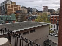 Spacious apartment, in the heart of downtown Montreal