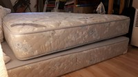Double Mattress + Box Spring