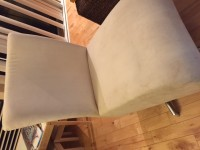 White pivot chair for sale