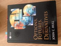 Options, Futures and Derivatives – 7th Edition