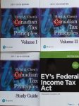 CANADIAN TAX PRINCIPLES 2017-2018 (BYRD AND CHENS)