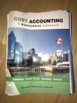 ACCT361/362 Cost Accounting a Managerial emphasis – 7th Canadian ed.