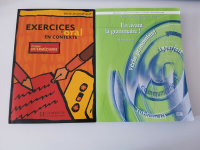 Books for French learning, Level intermediate, Never used
