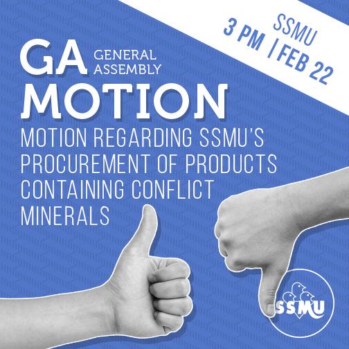 GA Motion - 1 (Winter 2016)