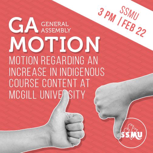 GA Motion - 3 (Winter 2016)