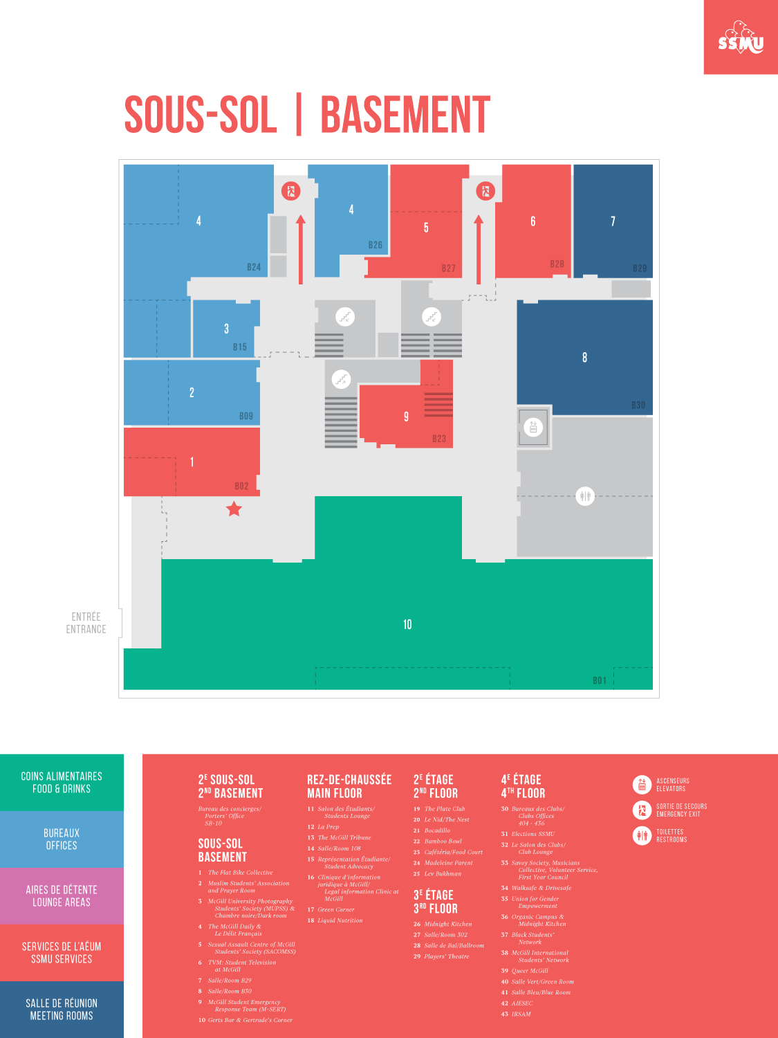 SSMU-Building-Map---Basement