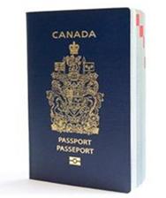 passport application canada as international student
