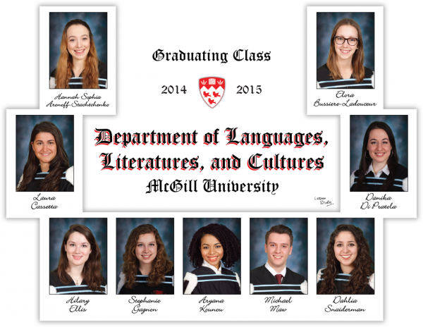 2014-2015 Department-of-Languages,-Literature,-and-Cultures