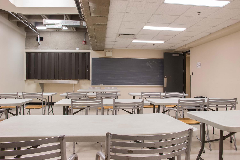 Room B-30 - University Centre