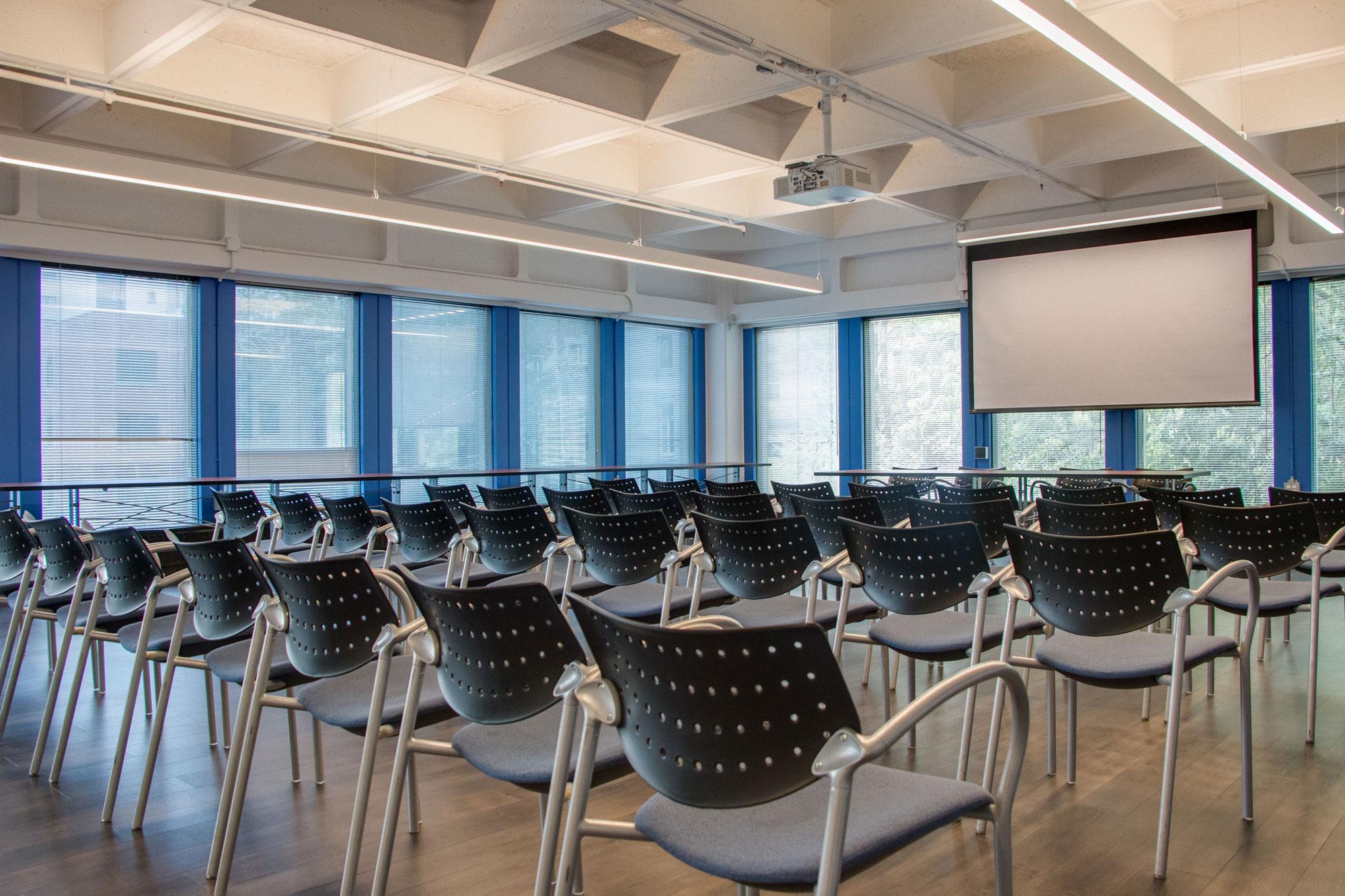 Lev Bukhman Room (203) - University Centre