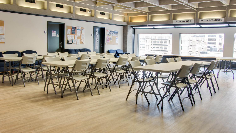 Club Lounge - University Centre