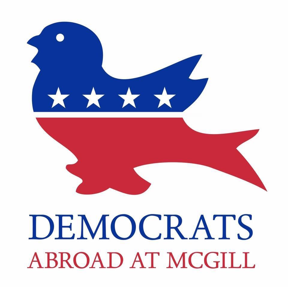 Democrats Abroad @ McGill