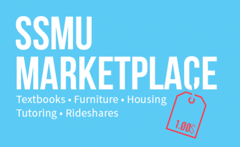 SSMU Marketplace