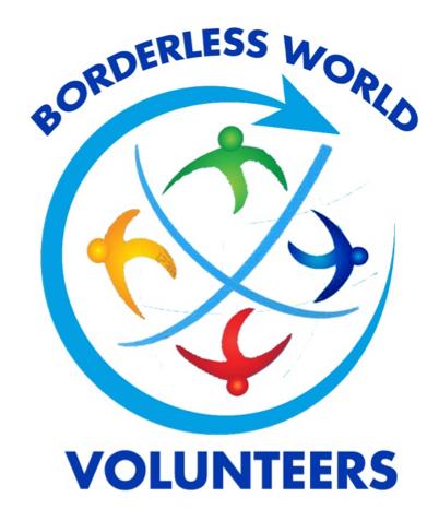 Borderless World Volunteers Logo