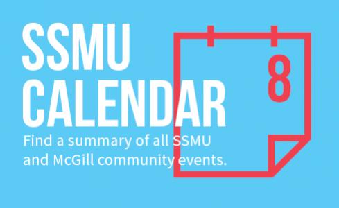 SSMU Calendar!