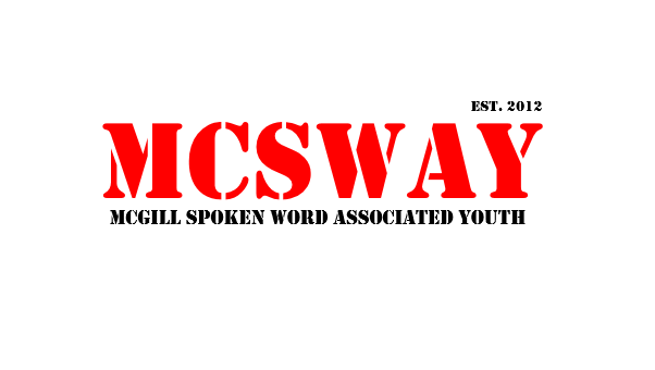 McGill Students Spoken Word Associated Youth (McSWAY)
