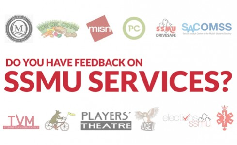 Have you ever used a SSMU Service?