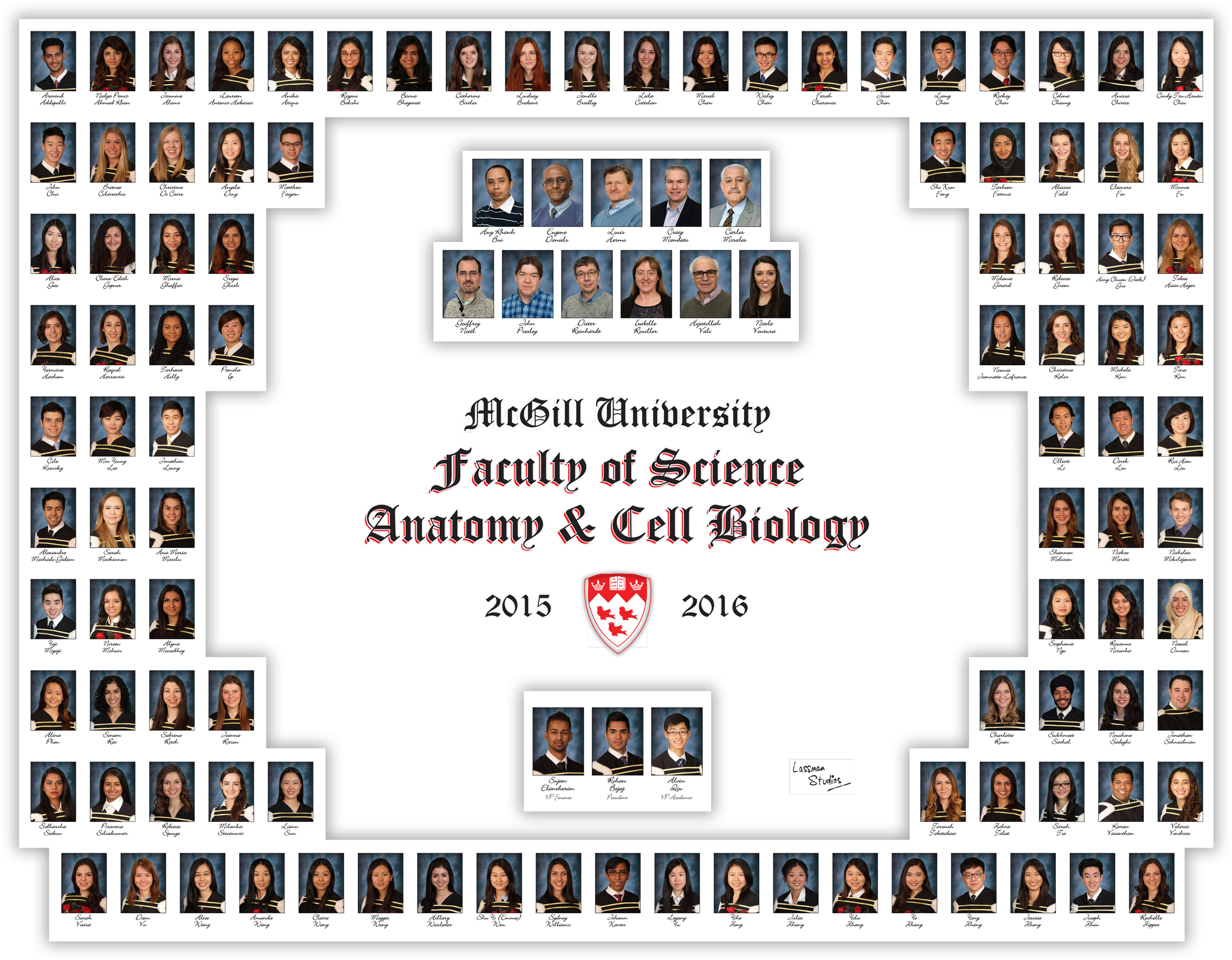 Graduation Class Mosaic 2015-2016 - Students\' Society of McGill ...