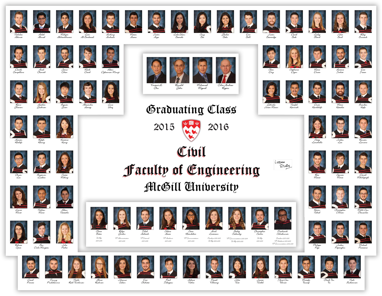 Graduation Class Mosaic 2015-2016 - Students' Society of ...