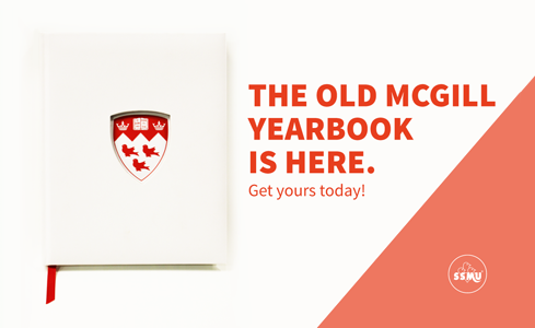 The Old McGill Yearbook 2015-2016 is here!