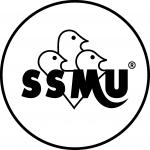 SSMU Logo (Black)