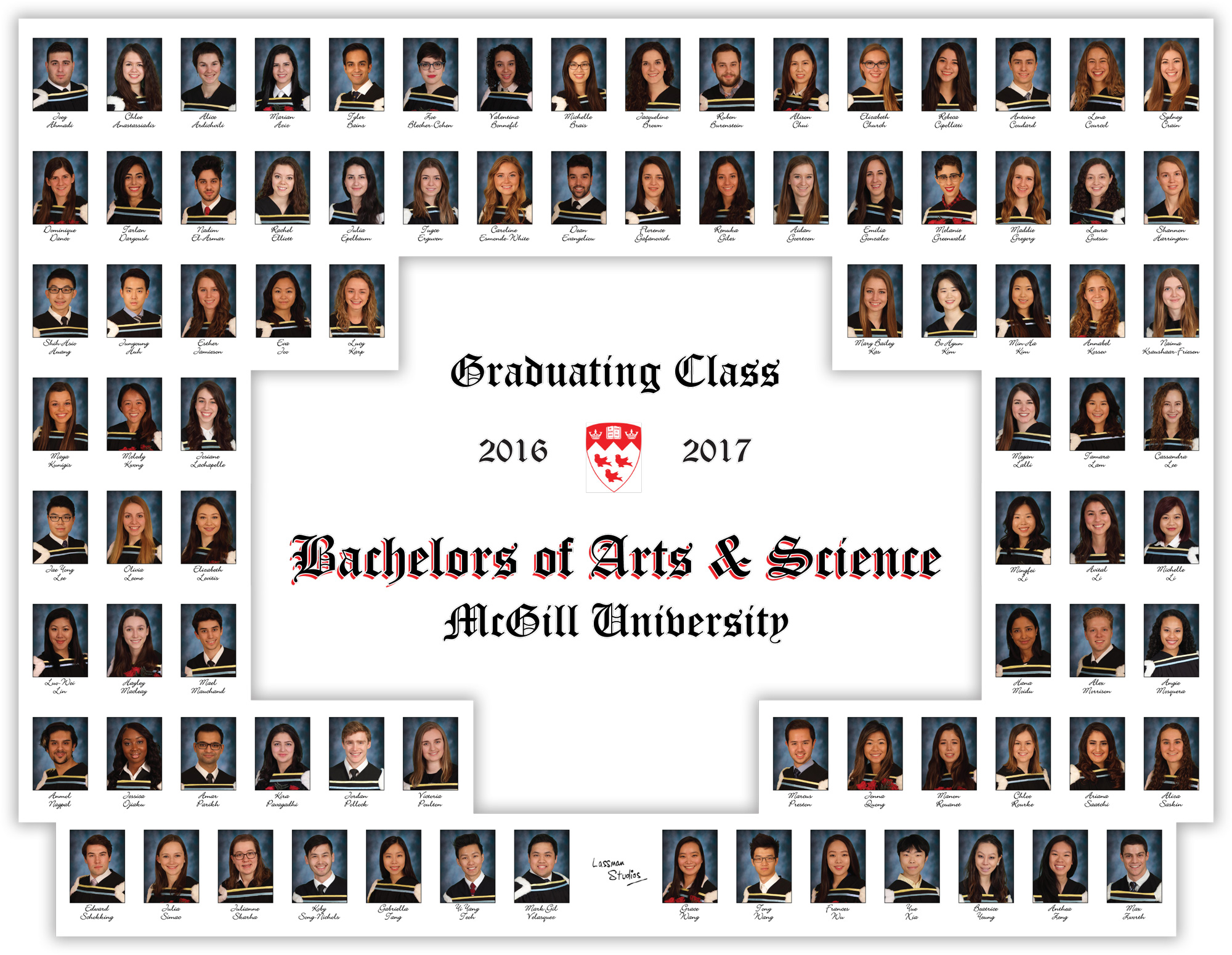 Mosaics 2017 Faculty-of-Arts-and-Science-v2