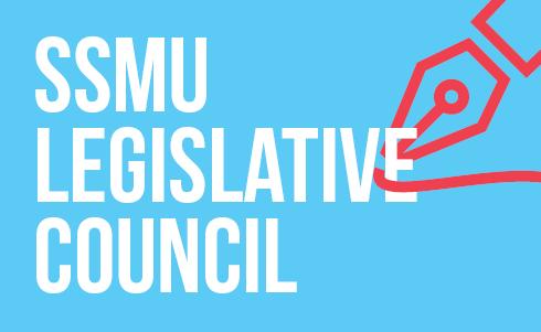 SSMU Legislative Council