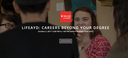 LifeAYD: Careers Beyond Your Degree