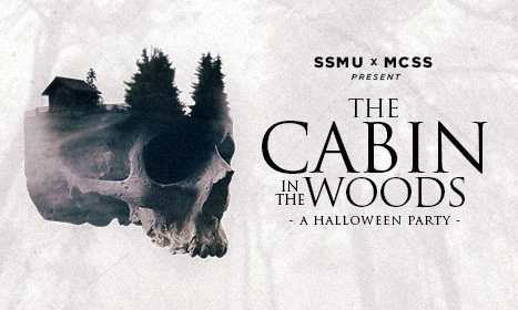 The Cabin in the Woods: Halloween Party