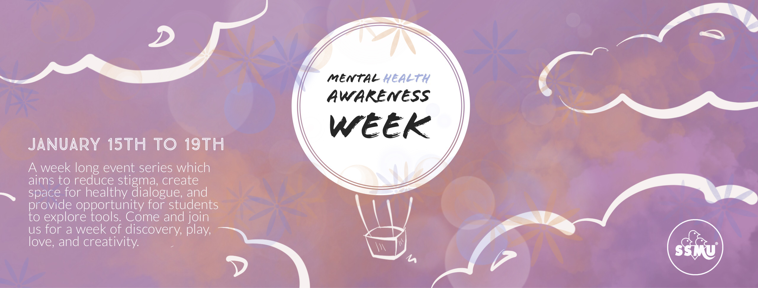 Mental Health Awareness Week: Workshops
