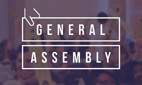SSMU General Assembly