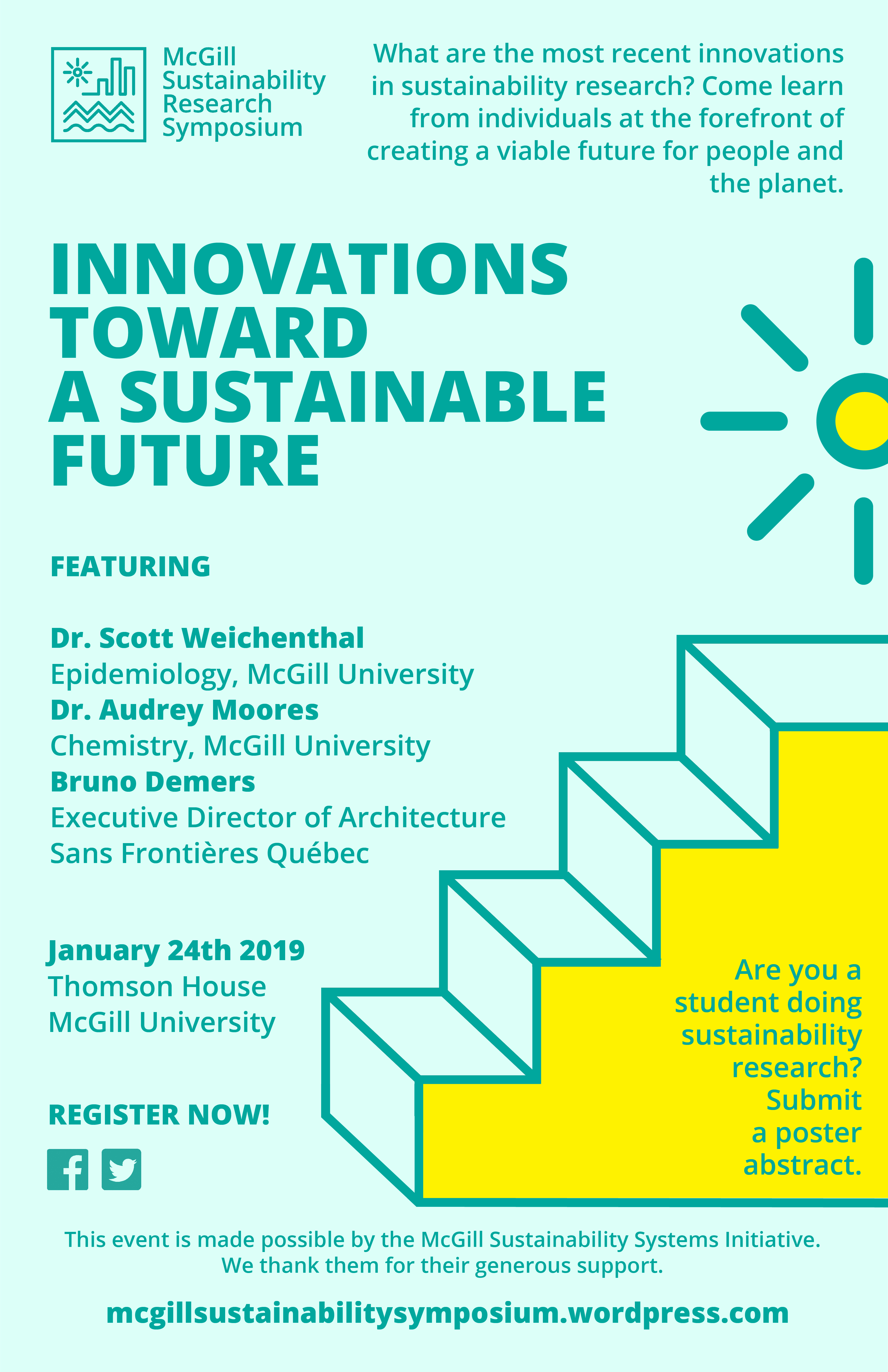 Innovations for a Sustainable Future