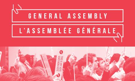 SSMU Winter General Assembly