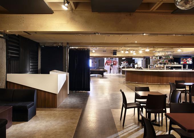 Gerts Bar (South) - University Centre