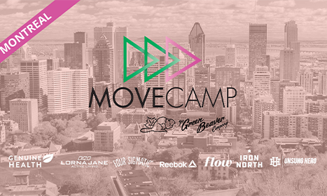 MoveCamp Fitness Event