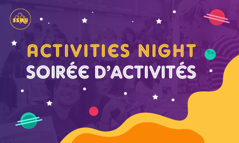 Activities Night Fall 2019