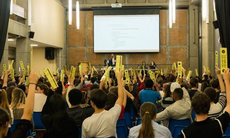 Fall SSMU General Assembly