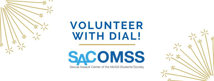 Volunteer Call Out for DIAL!