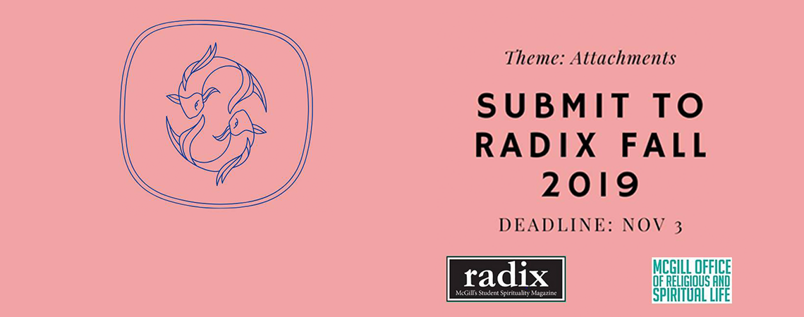 Radix: Call for Submissions